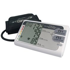 Arm BP Monitor with World Health Organisation - £35.99  Keep a check on that vital blood pressure with this clinically validated and tested monitor.