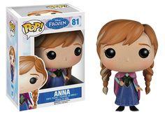 Anna. Frozen. Funko Pop Figures #just got her
