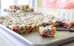 Fruit Loop Treats | MADE