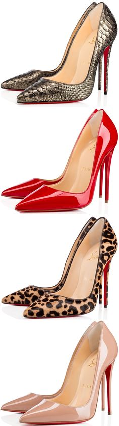 Christian Louboutin's incredibly popular 'So Kate' heels have been worn by numerous Hollywood actresses