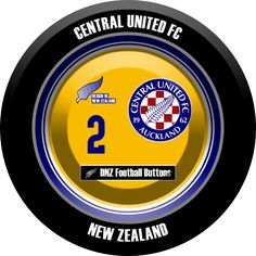 DNZ Football Buttons: Central United FC