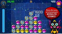 Space Connect, an #iOS Connect Four in space by @TinyBullStudios! #indiegames #videogames