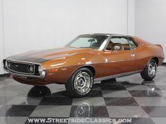1972 AMC Javelin Coupe