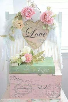 rosecottage.quenalbertini: Roses and love