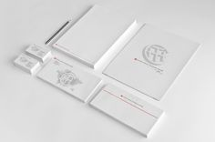 Corporate Identity for China Town Trading House #8ncm #CTTH #corporateidentity