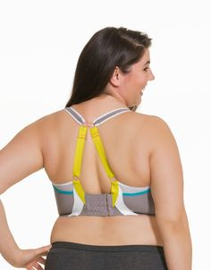 ad93013204 Cake Lingerie® has designed the first full structured sports nursing bra  especially for moms who