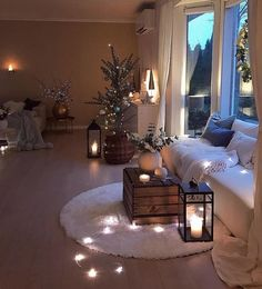simple romantic home decoration design ideas easy to do Living Room Colors, Living Room Decor, Bedroom Decor, Inspire Me Home Decor, Interior Design Living Room, Living Room Designs, Aesthetic Room Decor, Cozy Room, Dream Rooms