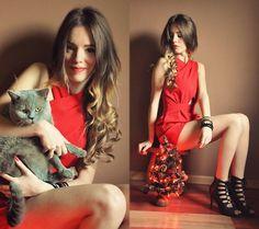More looks by Pivonia  Ivona: http://lb.nu/pivonia  #chic #elegant #romantic