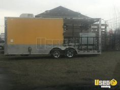 New Listing: https://www.usedvending.com/i/2014-8-x-20-Food-Concession-Trailer-with-Porch-for-Sale-in-Tennessee-/TN-P-640X 2014 - 8' x 20' Food Concession Trailer with Porch  for Sale in Tennessee!!!