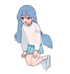 Find images and videos about anime, manga and japanese on We Heart It - the app to get lost in what you love. Arte Do Kawaii, Kawaii Art, Cute Art Styles, Cartoon Art Styles, Kawaii Drawings, Cool Drawings, Dibujos Cute, Wow Art, Art Reference Poses