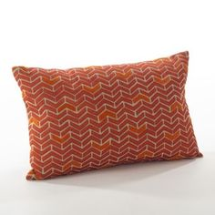 Shop for Marcella Collection Chevron Design Cotton Down Filled Throw Pillow. Get free shipping at Overstock.com - Your Online Home Decor Outlet Store! Get 5% in rewards with Club O! - 18975542
