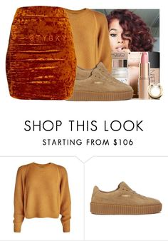 """School"" by tybkya ❤ liked on Polyvore featuring Puma"