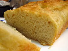 English muffin bread- sounds yummy but not sure if I'll actually try it...
