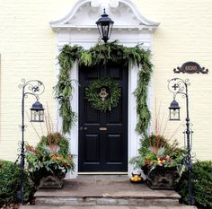 Winter Containers......Ideas for DIY Great blog with lots of great ideas!