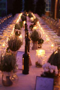 Ericaceae - Italian Greenhouse Wedding from Warm Pears