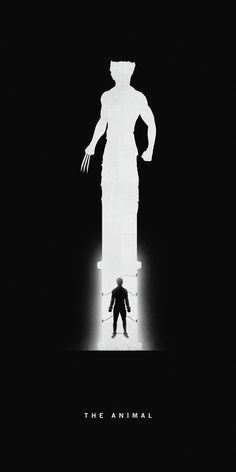 Awesome Silhouettes of Superheroes Reveal Their Past and Present - My Modern Metropolis