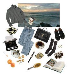 walk by the seashore by najmilsza on Polyvore featuring polyvore fashion style Wrap Polder Dolce&Gabbana Shinola Tiffany & Co. Amy Winehouse clothing