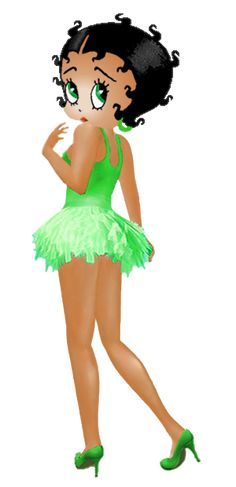 Betty Boop If Youre Irish Come Into The Parlor photo