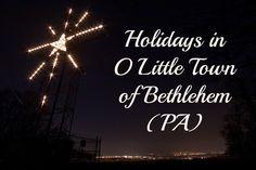 Christmas City USA-Bethlehem, PA
