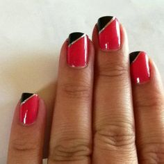 Easy Nail Designs For Teens