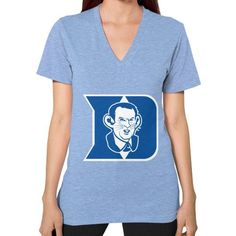 Duke Parody V-Neck (WOMEN)