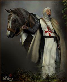 The Knight Templar by Elsina on DeviantArt