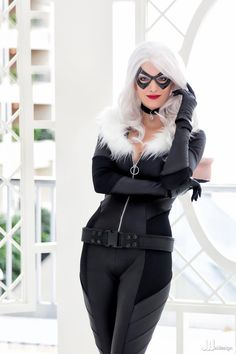 Black Cat - Best of Cosplay Collection — GeekTyrant