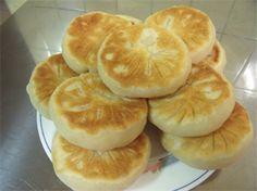 韭菜粉絲饀餅