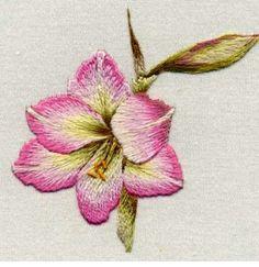 Hand embroidery  very beautiful shade
