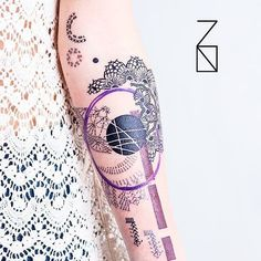 #kizun #ink #art #mandalatattoo #geometry #tattoo #crochet #design #argentina
