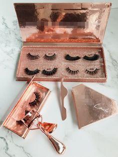 Creat own brand lash private label lash case How To Draw Eyelashes, False Eyelashes, Lash Tint, Beauty Lash, Eyelash Case, House Of Beauty, Magnetic Eyelashes, Box Packaging, Box Design