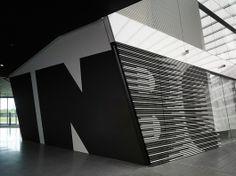 deco wall / Adidas Laces 2011 | Büro Uebele