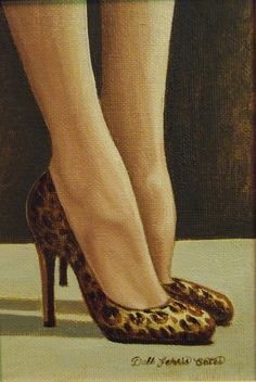 Gotta love these shoes ! Art Drawings, Shoes, Zapatos, Shoes Outlet, Footwear, Shoe, Art Paintings, Art Illustrations