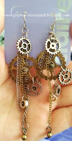 Industrial earrings