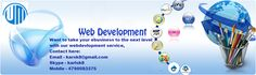 What kind of services can you expect from your next level offshore web development services provider? Services that can simplify your complex business operations and replace the intricacies with growth and user-friendly applications.  If you want to know more about web development services, contact us @ http://uniquemarketingtool.com/web_devlopment.html