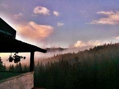 Rarău Peak - 1650 m
