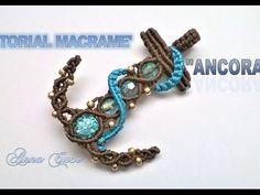 "Tutorial macramè ""Ancora""/Macrame tutorial ""Anchor""/Diy tutorial - YouTube"