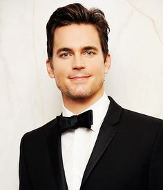 An Ode to Matt Bomer in Honor of White Collar's Finale #InStyle