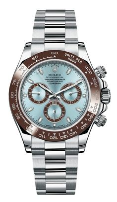 Is it us or is this new Platinum Rolex Daytona super ugly? #rolex #daytona #baselworld2013