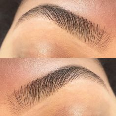 Perfect Eyebrows Made Easy With Semi Permanent Make Up Eyebrows Goals, Eyebrows On Fleek, Natural Eyebrows, Thick Eyebrows, Eyebrow Design, Eye Cream For Dark Circles, Threading Eyebrows, Threading Salon, Wedding Makeup
