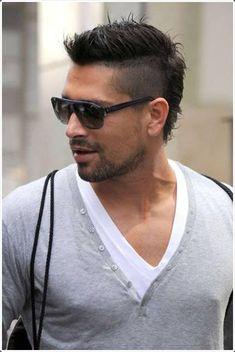 Mens Short Mohawk Haircuts In 2020 55 Edgy or Sleek Mohawk Hairstyles for Men Men Hairstyles Trending Hairstyles For Men, Mohawk Hairstyles Men, Haircuts For Men, Hairstyles 2018, Asian Hairstyles, Amazing Hairstyles, Men's Haircuts, Latest Hairstyles, Mohawk Styles