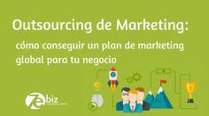 Outsourcing o externalización del marketing: qué es y ventajas