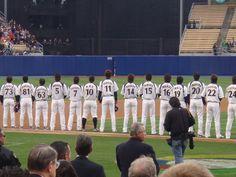 World Baseball Classic in Dodgerstudium