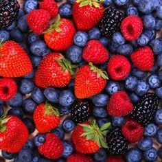 Mixed Berry Balsamic Vinegar