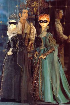 Not Czech, but very luscious marionettes! The Salzburg Marionette Theatre 2006 Puppet Toys, Puppet Show, Bjd Doll, Marionette Puppet, Toy Theatre, Shadow Puppets, Stop Motion, Animation, Costume Design