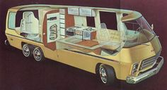 GMC  MOTOR HOME 1973 TO 1978 5 WHEELER FRONT WHEEL DRIVE FROM OLDSMOBILE TORNADO .