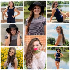 The best of Abby's senior pictures! #Classof2016