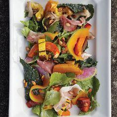 Autumn Squash Salad from Chef Seamus Mullen