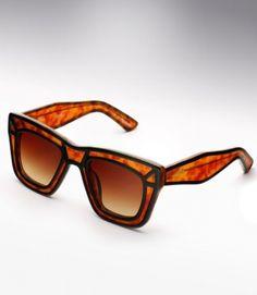 Ksubi Skeleton sunglasses in tortoise