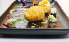 Uovo fritto e verdure | Food Loft - Il sito web ufficiale di Simone Rugiati